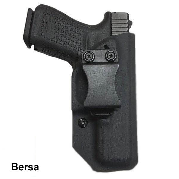 Bersa IWB Holster w/ Adjustable Belt Clip
