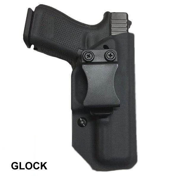 Glock 26 27 33 IWB Holster w/ Adjustable Belt Clip