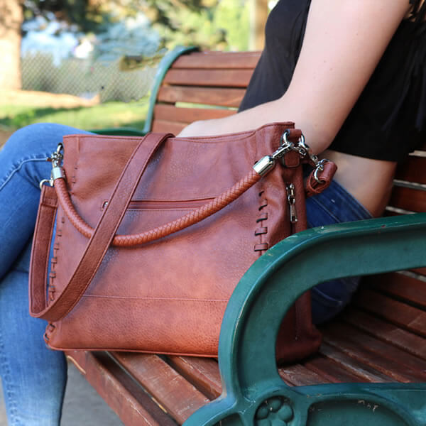Lily Concealed Carry Tote