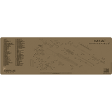 Springfield M1A® Schematic Rifle ProMat