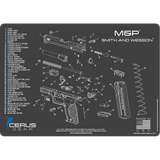 Smith & Wesson® M&P® Schematic ProMat