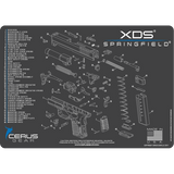 SPRINGFIELD® XDS® SCHEMATIC PROMAT