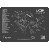 Ruger LC9® Schematic Promat