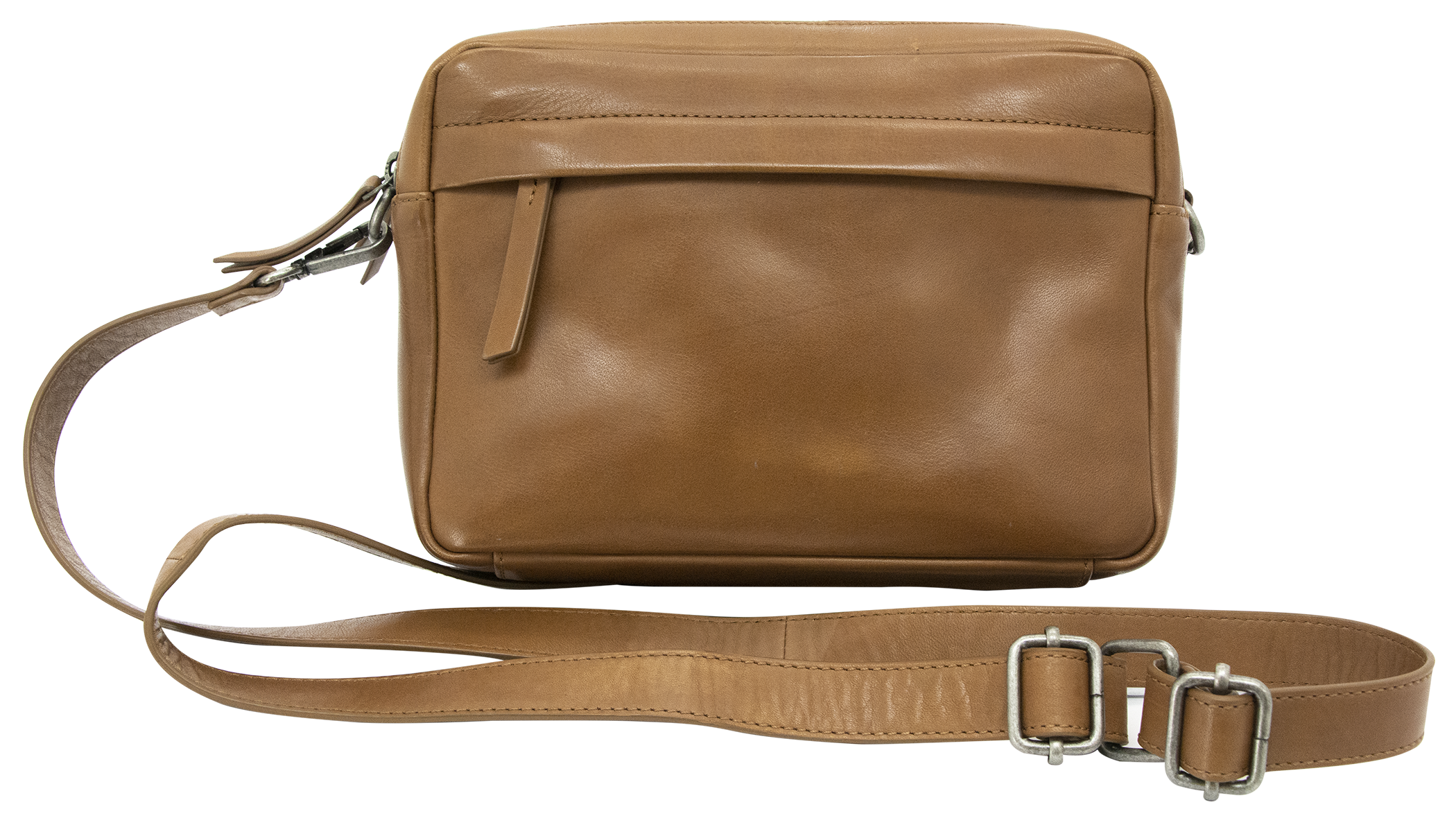 Faith Concealed Carry Leather Purse