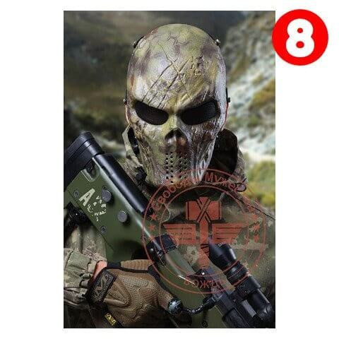 Camo Ghost Mask ★★★★★ - Opovoo Online Shop  - 8