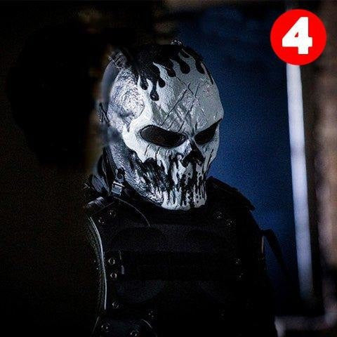 Camo Ghost Airsoft Mask for Airsoft, Helloween – $49.99 – Opovoo®