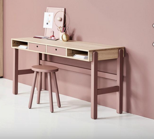 Flexa Popsicle desk(3 colours)