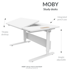 Flexa Moby Desk