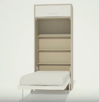 Foldout bed spacesavers