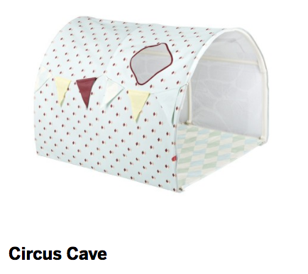 Flexa Circus cave and mat