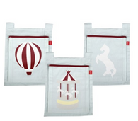 Flexa Circus bed pockets /Mid ht bed