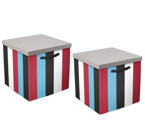 Knights storage boxes