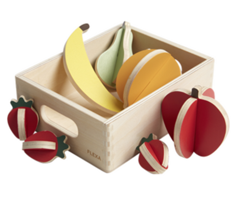 Flexa Play kitchen Fruits