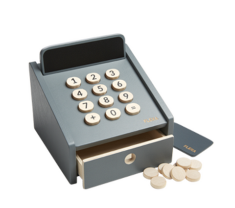 Flexa Playshop cash register