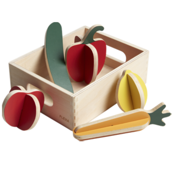 Flexa Playshop Vegetables
