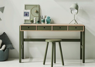 Flexa Popsicle desk,3 colours