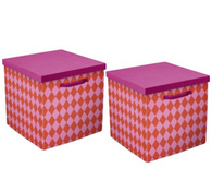 Flexa Princess storage boxes