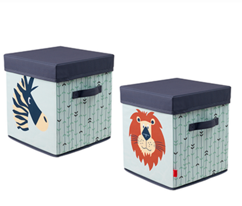 Safari Storage Boxes