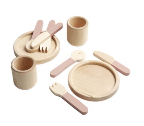Flexa Play Tableware Set