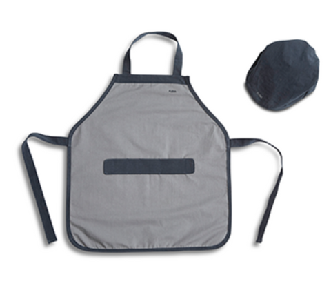 Flexa Play workmans apron and cap.