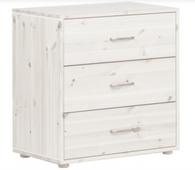 Flexa classic 3 drawers