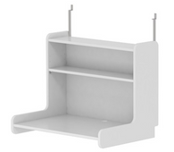 Flexa hanging desk ,white