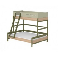 Flexa  Popsicle family bunkbeds( 3 colours)