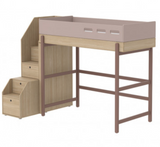 Flexa Popsicle highbed with stairs (3 colours)