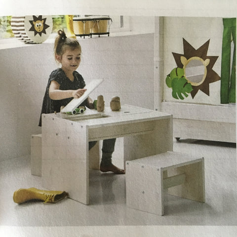 Flexa Toddlers playdesk