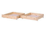 Flexa pair of under drawers,(choice 4 colours)