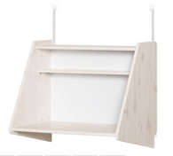 Flexa Hanging desk ,whitewash