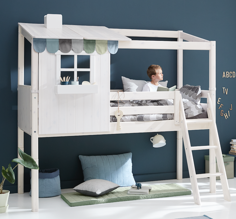 Flexa Playbed House ,mid height