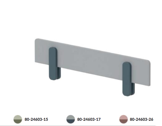 Popsicle daybed barrier(3 colours)