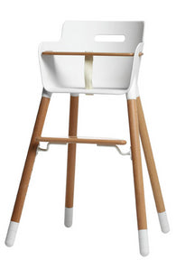 Flexa highchair,2 tone OR all-white
