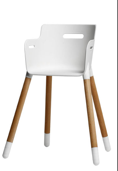 Flexa junior chair,(two tone or all-white)