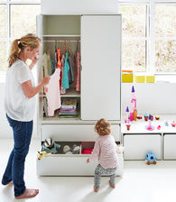 Flexa Nursery wardrobe