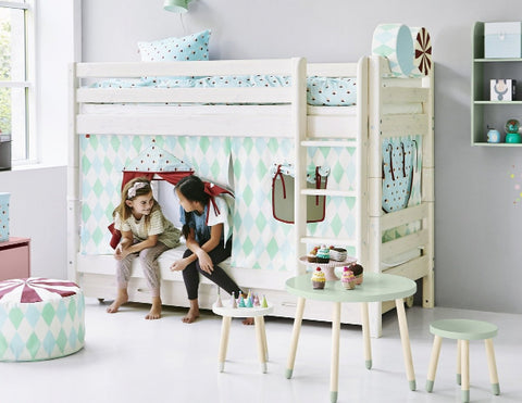 Flexa Circus bunkbeds and underdrawers (in 4 colours)