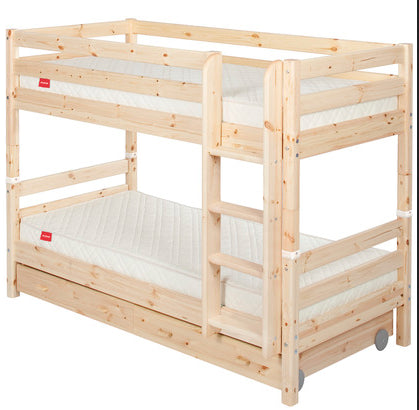 Flexa Pirates Bunkbeds and underdrawers