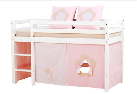Fairytale mid height bed