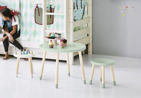Flexa Playtable And Stools · Flexa Playtable And Stools ...