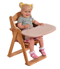 Highchair folding type.