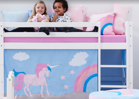 Unicorn Midheight bed