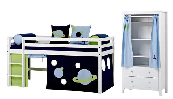 Happykids Mid height bed