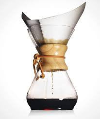 Chemex 6 Cup Coffee Brewer Wood Collar