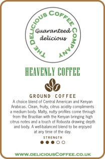 Heavenly Coffee