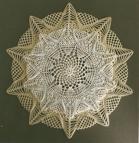 Japanese crochet lace