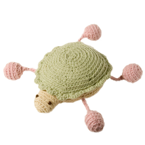 Organic Baby Toy - Squishi Turtle