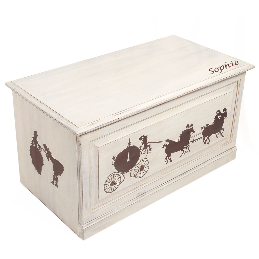 Personalized Gift - Fairytale Storage Box