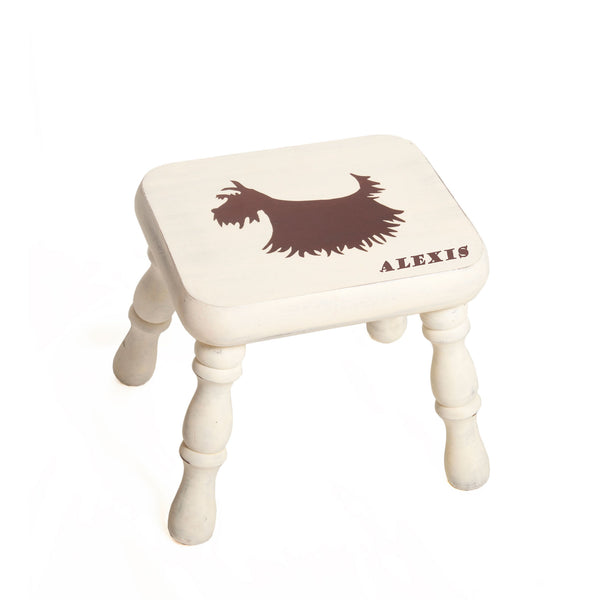 Personalized Gift - Doggy Stool for Kids