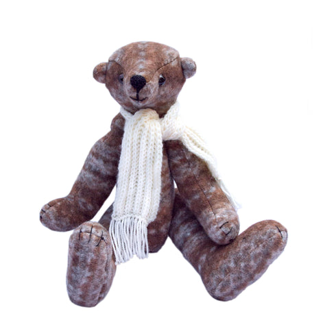 Plush Toy - Vintage Inspired Teddy Bear